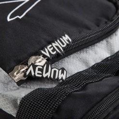 Venum Trainer Lite Sport Bag svart vit 1