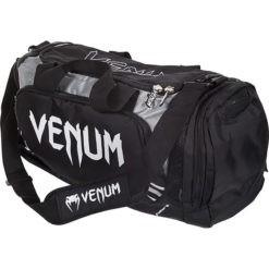 Venum Trainer Lite Sport Bag svart vit 4
