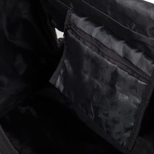 Venum Trainer Lite Sport Bag svart vit 5