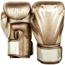 Venum Boxningshandskar Impact guld 2