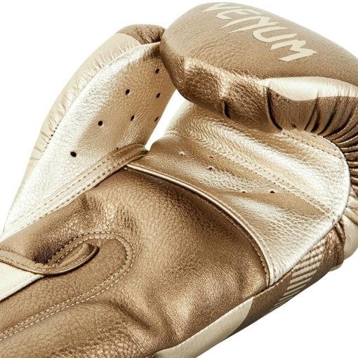 Venum Boxningshandskar Impact guld 3