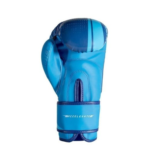 bad boy accelerate youth boxing gloves   blue 1