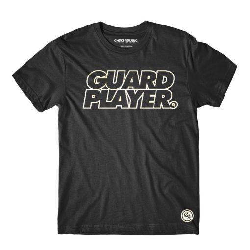 choke republic tshirt guard player svart 1