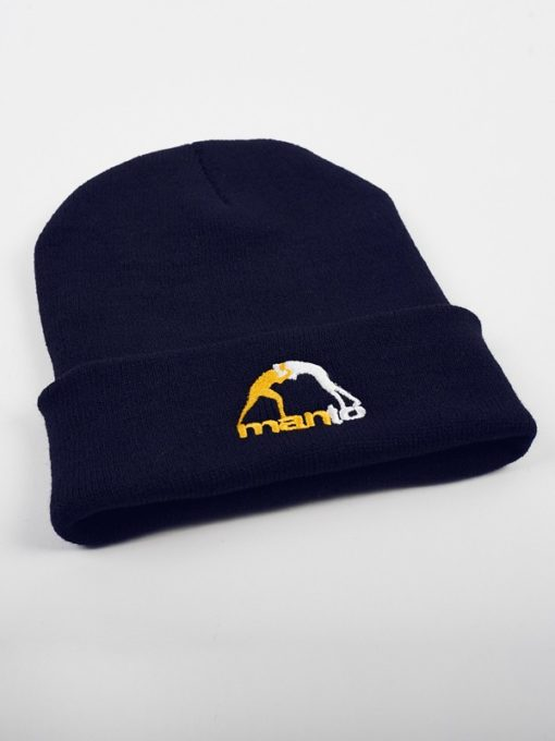eng pl MANTO beanie CLASSIC navy blue 1148 1