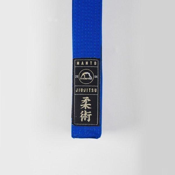 eng pl MANTO belt BJJ PREMIUM blue 959 2