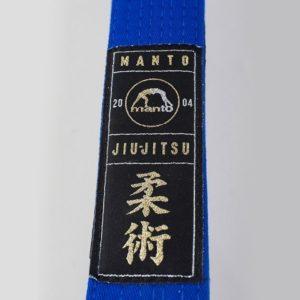 eng pl MANTO belt BJJ PREMIUM blue 959 3