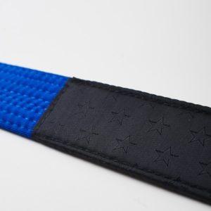 eng pl MANTO belt BJJ PREMIUM blue 959 4