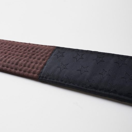 eng pl MANTO belt BJJ PREMIUM brown 961 4