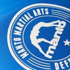 eng pl MANTO fight shorts BASICO blue 1198 3