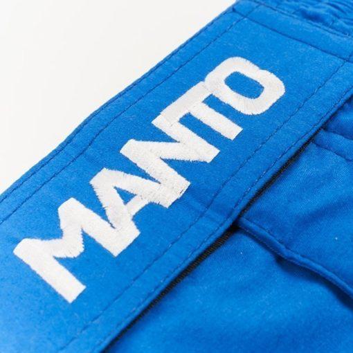eng pl MANTO fight shorts BASICO blue 1198 5