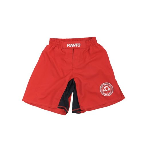 eng pl MANTO fight shorts BASICO red 1199 2