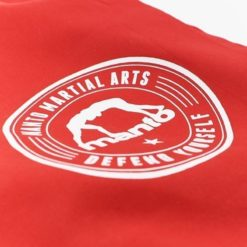 eng pl MANTO fight shorts BASICO red 1199 3
