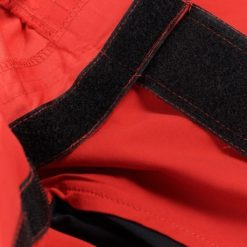 eng pl MANTO fight shorts BASICO red 1199 5