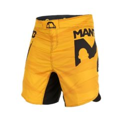 eng pl MANTO fight shorts DUAL yellow 1231 10