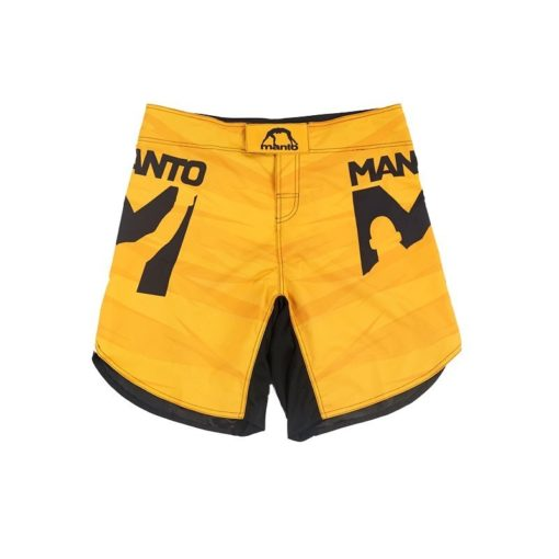 eng pl MANTO fight shorts DUAL yellow 1231 2