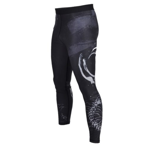 eng pl MANTO grappling tights SNAKE black 1219 2