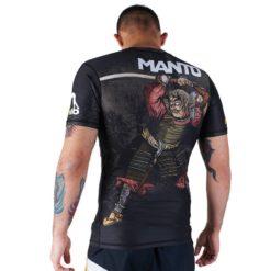 eng pl MANTO short sleeve rashguard HANNYA black 976 4