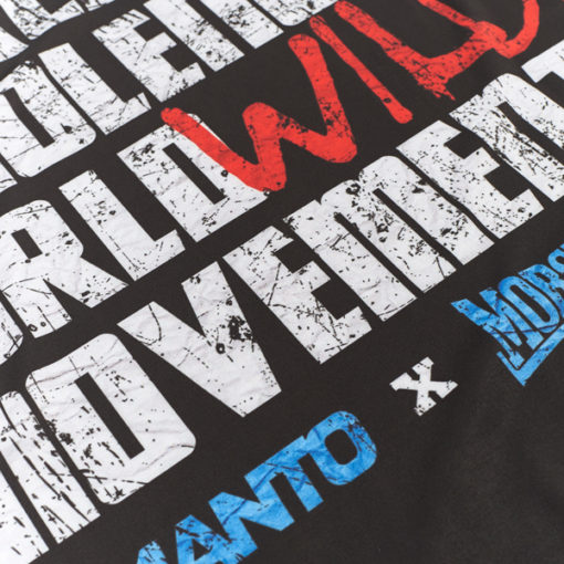 eng pl MANTO short sleeve rashguard MOB black 1121 5