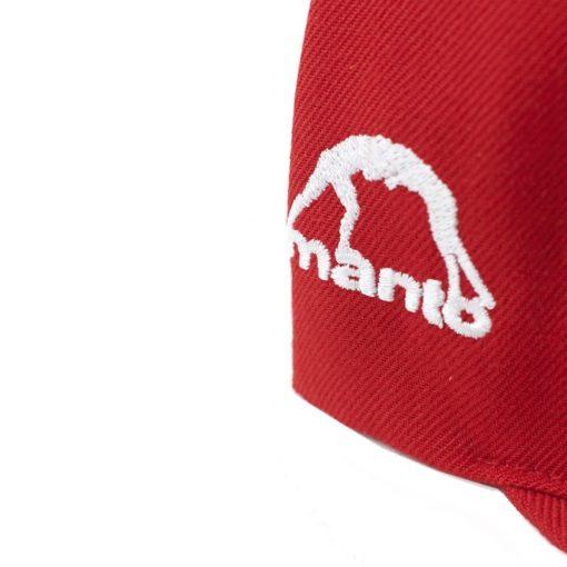 eng pl MANTO snapback cap EAZY red 903 1