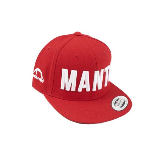 eng pl MANTO snapback cap EAZY red 903 2