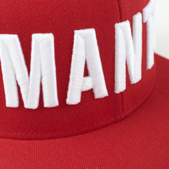 eng pl MANTO snapback cap EAZY red 903 3