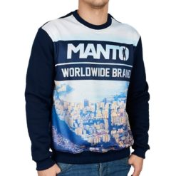 eng pl MANTO sweatshirt RIO navy blue 1188 1