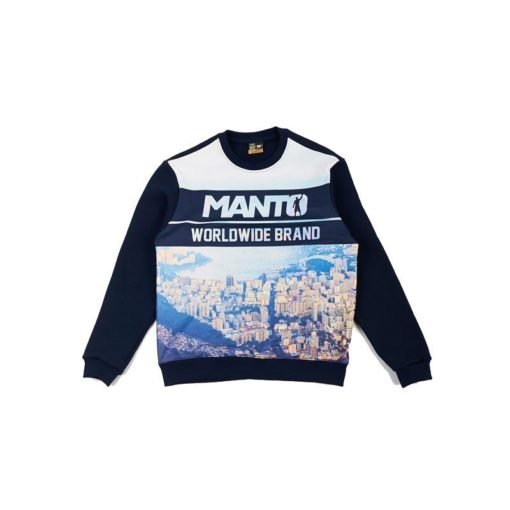 eng pl MANTO sweatshirt RIO navy blue 1188 2