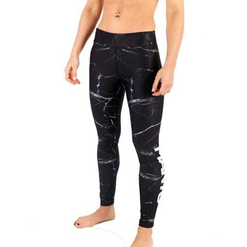 eng pl MANTO women leggings BLACK 1237 2