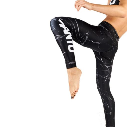 eng pl MANTO women leggings BLACK 1237 5