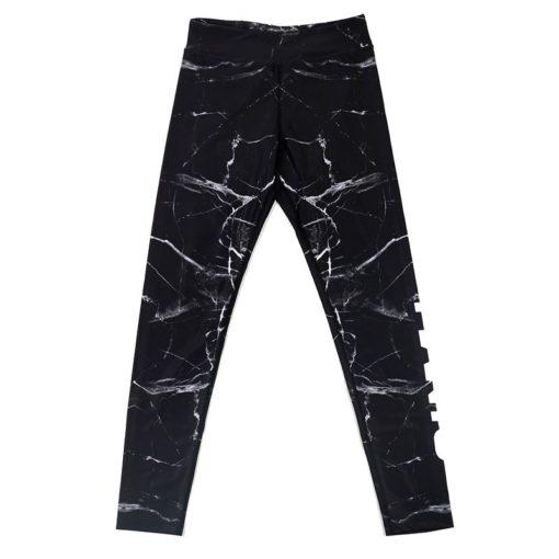 eng pl MANTO women leggings BLACK 1237 6