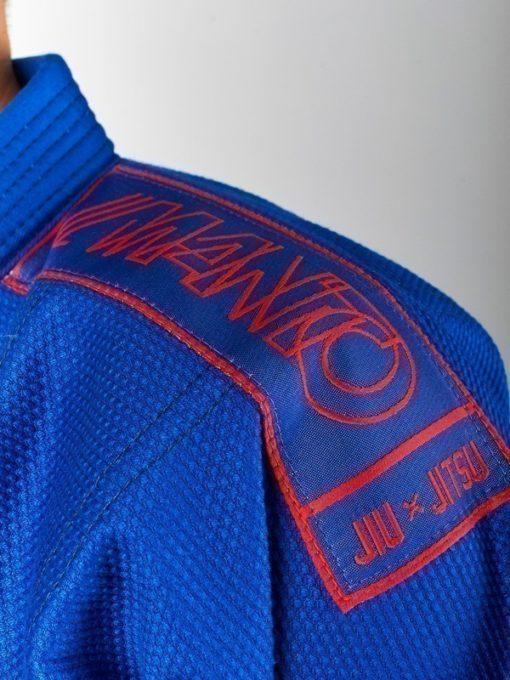 eng pl Manto NEO BJJ GI blue 1110 12
