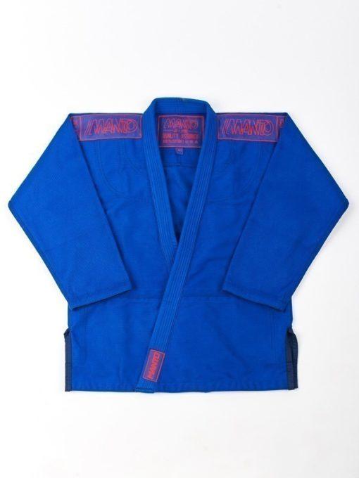 eng pl Manto NEO BJJ GI blue 1110 15