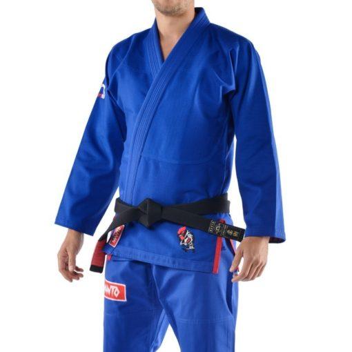 eng pl Manto ROOSTER BJJ GI blue 1069 1
