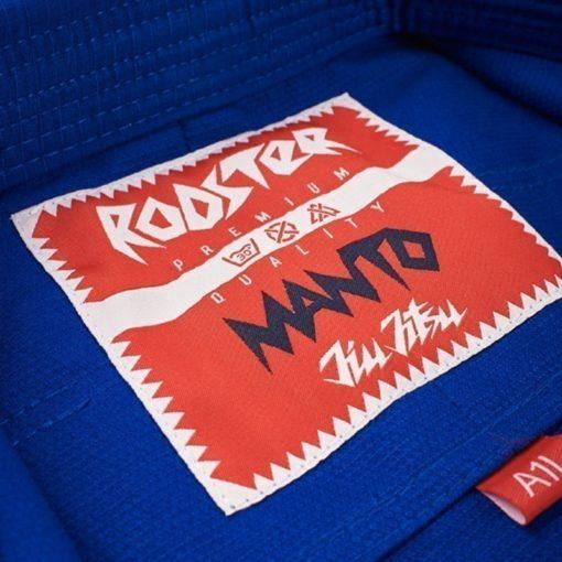 eng pl Manto ROOSTER BJJ GI blue 1069 8