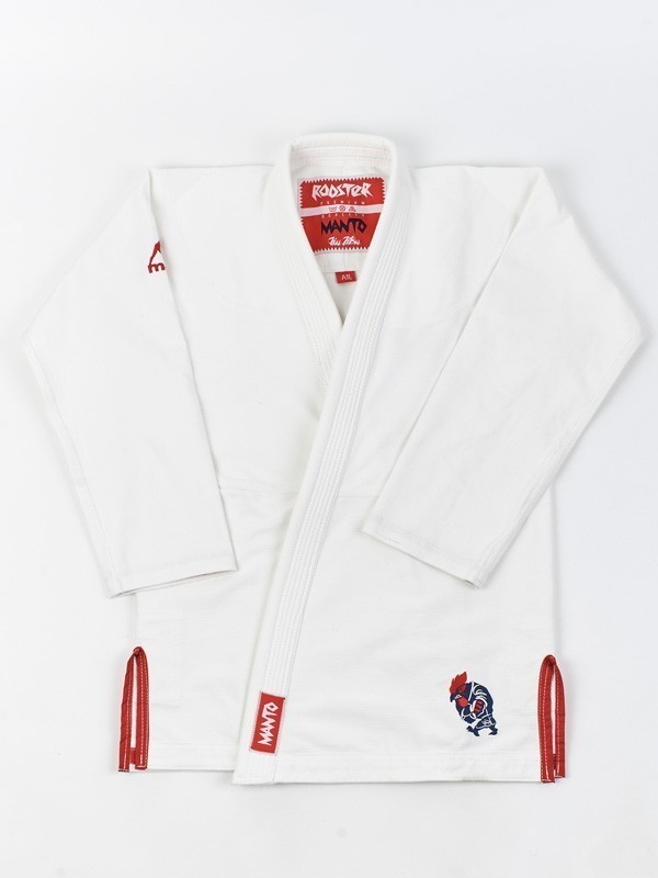 eng pl Manto ROOSTER BJJ GI white 1079 6