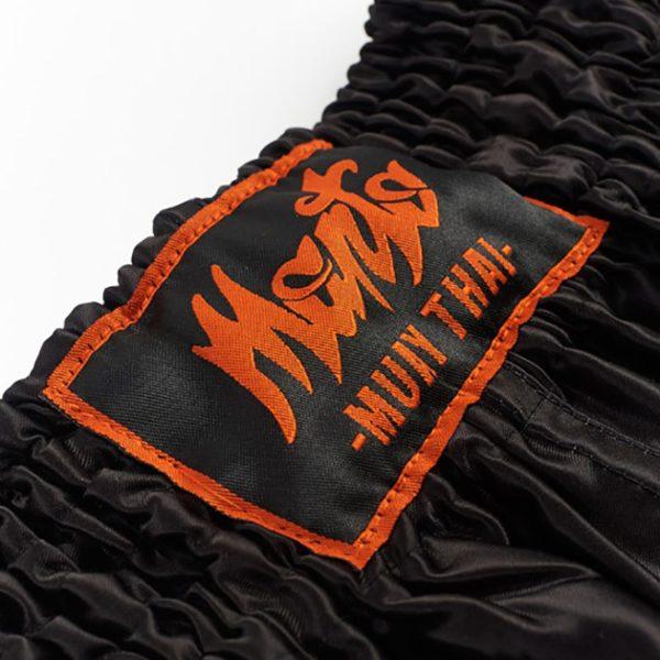eng pm MANTO fightshorts MUAY THAI TIGER black 1232 5