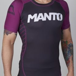 eng pm MANTO short sleeve rashguard CHAMP black purple 781 1