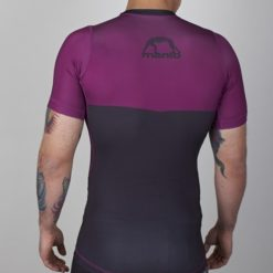 eng pm MANTO short sleeve rashguard CHAMP black purple 781 6