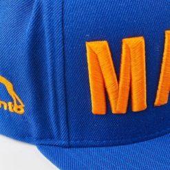 eng pm MANTO snapback cap EAZY blue 879 2