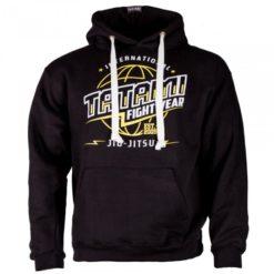 global hoodie front