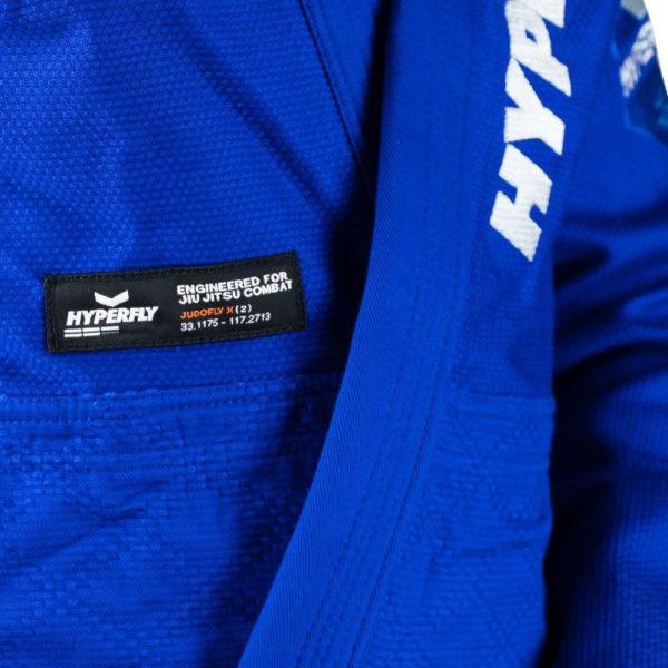hyperfly bjj gi judofly x 2 bla 2