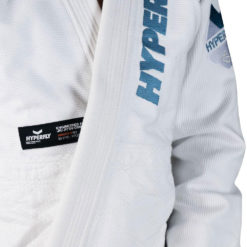 hyperfly bjj gi judofly x 2 white 2