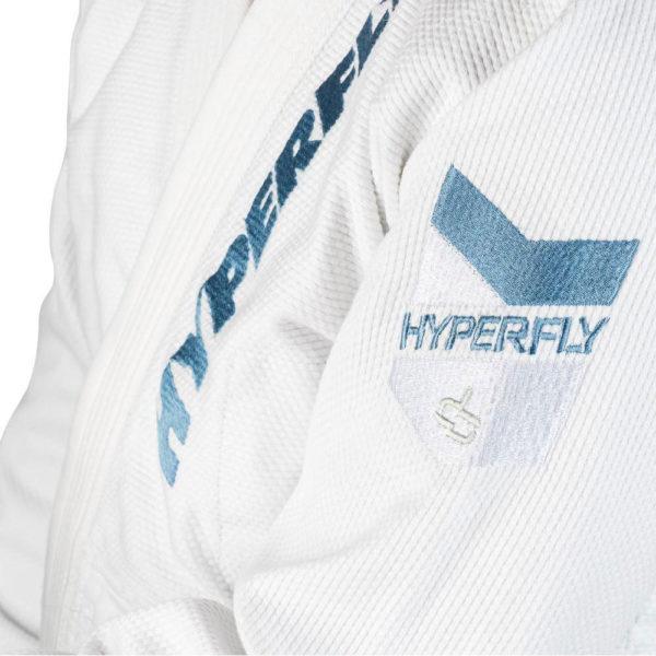 hyperfly bjj gi judofly x 2 white 3