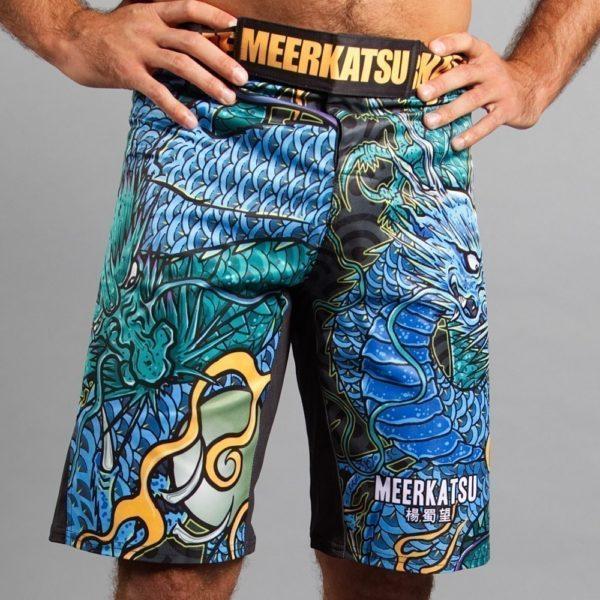 meerkatsu shorts colliding dragons 1
