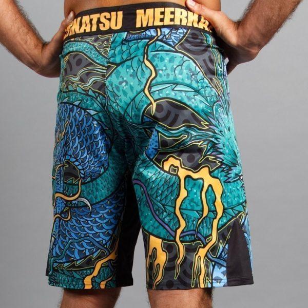 meerkatsu shorts colliding dragons 3