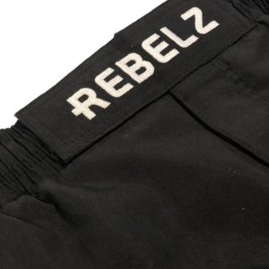 rebelz shorts good vibes only 2