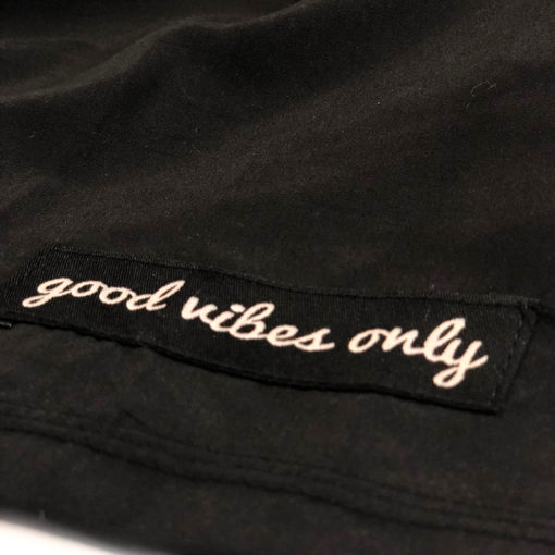 rebelz shorts good vibes only 3
