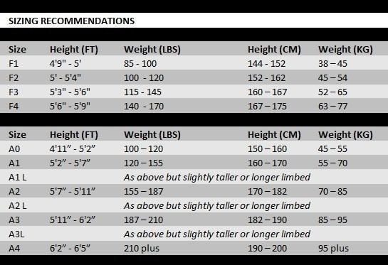 scramble-athlete-size-chart