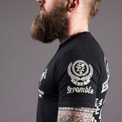 scramble mma jiu jitsu bjj strong beard 3