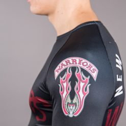 scramble warriors official rash guard 3